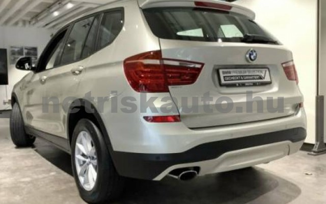BMW X3 személygépkocsi - 1995cm3 Diesel 55726 4/7