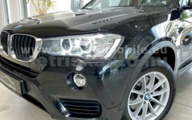 BMW X3 személygépkocsi - 1995cm3 Diesel 55741 2/7