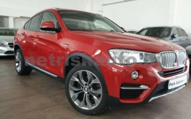 BMW X4 személygépkocsi - 1995cm3 Diesel 55775 2/7