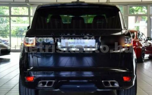 Range Rover személygépkocsi - 5000cm3 Benzin 105599 6/11