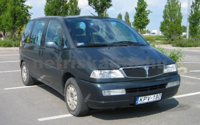 LANCIA Zeta 2.0 Turbo személygépkocsi - 1998cm3 Benzin 16062 11/12