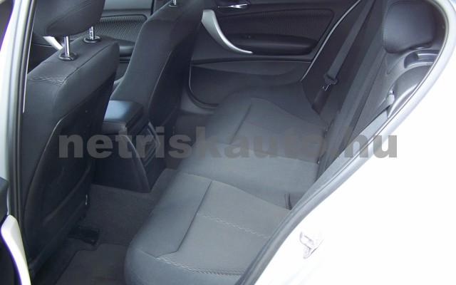 BMW 1-es sorozat 116d Advantage személygépkocsi - 1496cm3 Diesel 93239 7/12