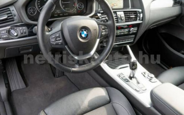 BMW X3 személygépkocsi - 1995cm3 Diesel 55739 6/7