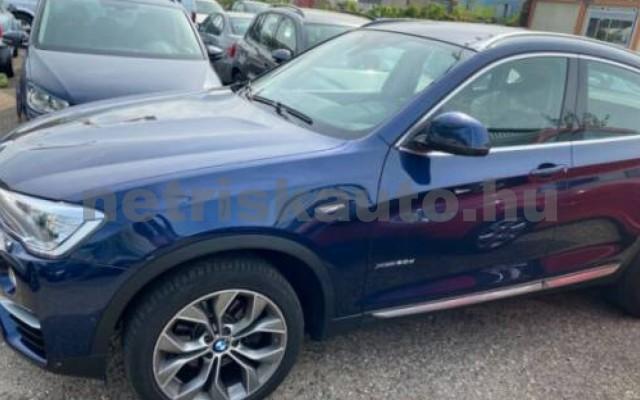 BMW X4 személygépkocsi - 2993cm3 Diesel 55755 6/6