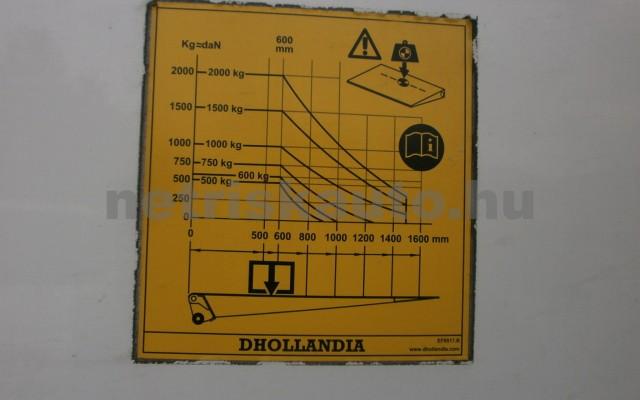 IVECO 35 35 S 17 V 4100 H2 Aut. tehergépkocsi 3,5t össztömegig - 2998cm3 Diesel 27706 9/11