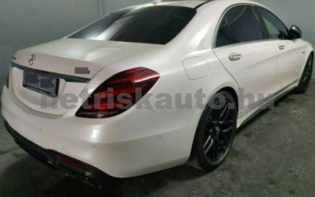 S 63 AMG személygépkocsi - 3982cm3 Benzin 106144 3/12