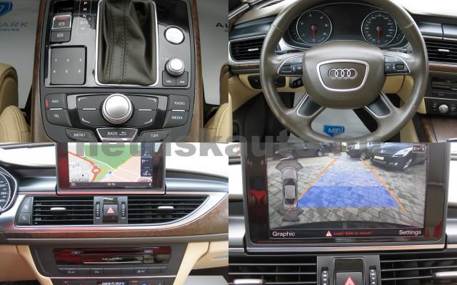 AUDI A6 3.0 V6 TDI DPF quattro tiptronic személygépkocsi - 2967cm3 Diesel 18047 12/12
