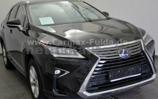 LEXUS RX 450 személygépkocsi - 3456cm3 Hybrid 43519 2/7