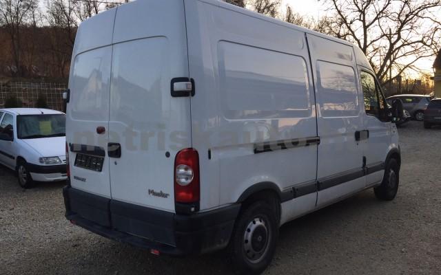 RENAULT Master 2.5 dCi L2H1 tehergépkocsi 3,5t össztömegig - 2463cm3 Diesel 27402 3/12