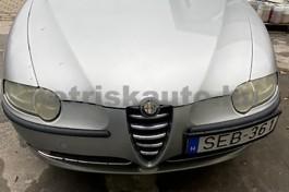 ALFA ROMEO 147 1.6 TS Progression személygépkocsi - 1598cm3 Benzin 74293