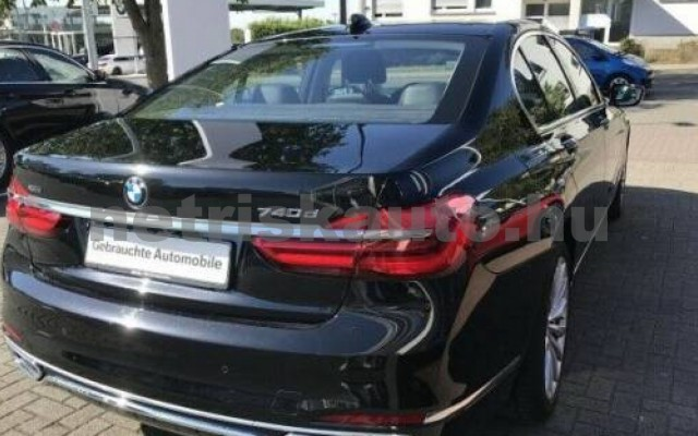 BMW 740 személygépkocsi - 2993cm3 Diesel 55650 7/7