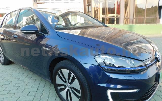 VW Golf e-Golf személygépkocsi - cm3 Kizárólag elektromos 44856 2/12