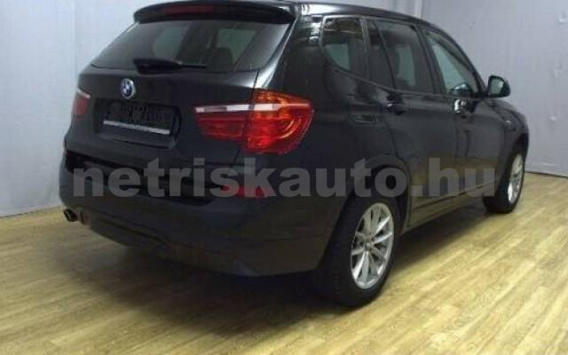 BMW X3 személygépkocsi - 1995cm3 Diesel 55718 4/7