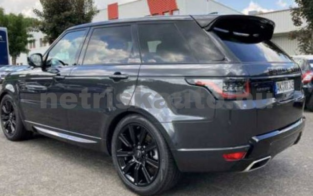 Range Rover személygépkocsi - 2997cm3 Diesel 105590 3/12
