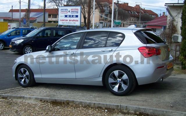 BMW 1-es sorozat 116d Advantage személygépkocsi - 1496cm3 Diesel 93239 4/12