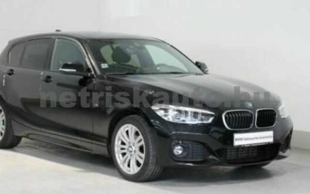 BMW 120 személygépkocsi - 1995cm3 Diesel 55281 7/7