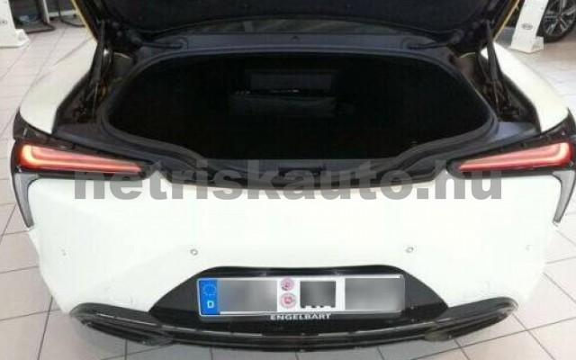 LEXUS LC 500 személygépkocsi - 4969cm3 Benzin 110693 12/12