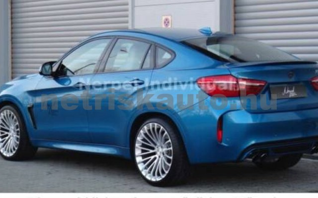BMW X6 M személygépkocsi - 4395cm3 Benzin 55834 3/7