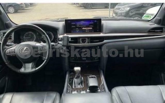 LEXUS LX 570 személygépkocsi - 5663cm3 Benzin 110687 11/12