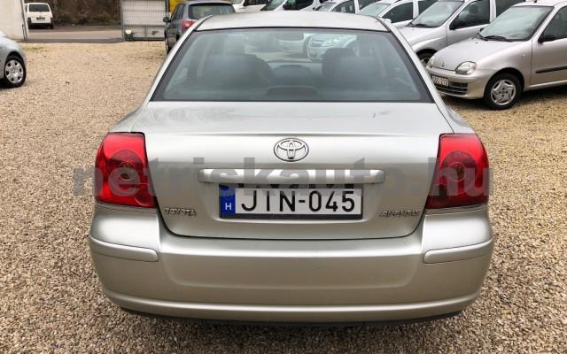 TOYOTA Avensis 1.8 Sol Elegant személygépkocsi - 1794cm3 Benzin 74248 5/12