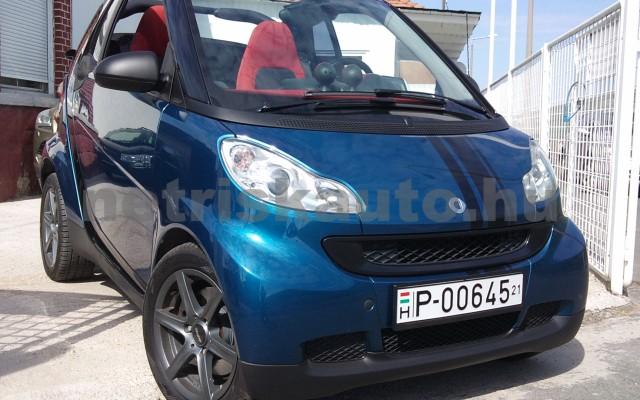 SMART Fortwo 1.0 Passion Softouch személygépkocsi - 999cm3 Benzin 102533 9/11