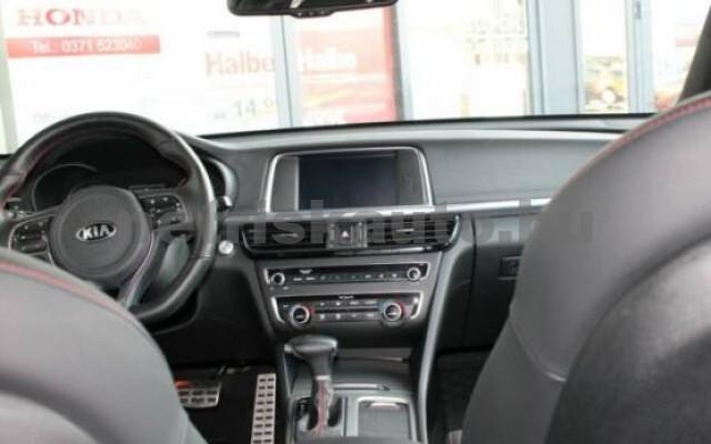 KIA Optima 2.0 T-GDI GT Aut. személygépkocsi - 1998cm3 Benzin 42343 6/7