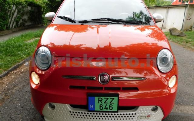 FIAT 500e 500e Aut. személygépkocsi - cm3 Kizárólag elektromos 23870 3/12