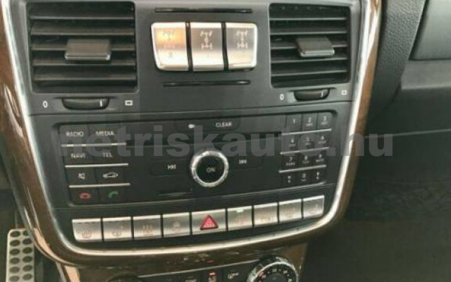 G 500 személygépkocsi - 3982cm3 Benzin 105916 12/12