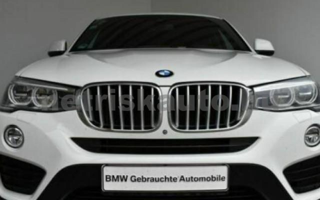 BMW X4 személygépkocsi - 2993cm3 Diesel 55750 3/7