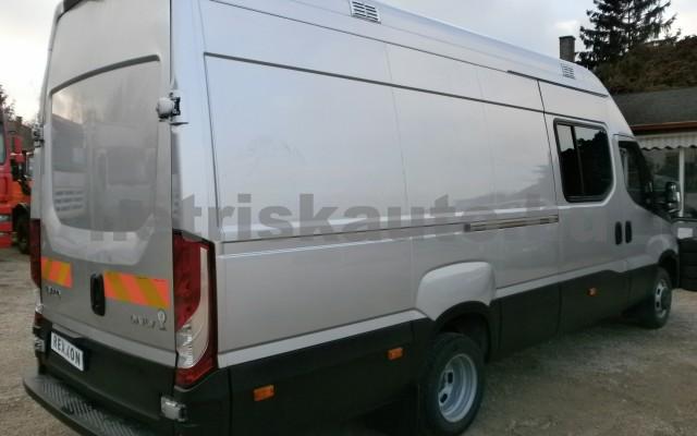 IVECO 50 DailyC 17 LEGNAGYOBB ZÁRT. KITŰNŐ ÁLLAPOT tehergépkocsi 3,5t össztömegig - 2998cm3 Diesel 74242 3/9