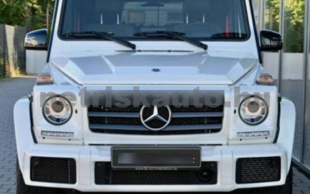 G 500 személygépkocsi - 3982cm3 Benzin 105935 6/12