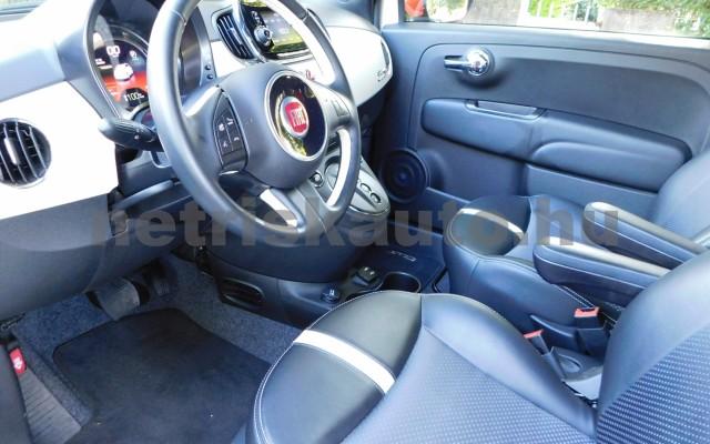 FIAT 500e 500e Aut. személygépkocsi - cm3 Kizárólag elektromos 49977 7/12