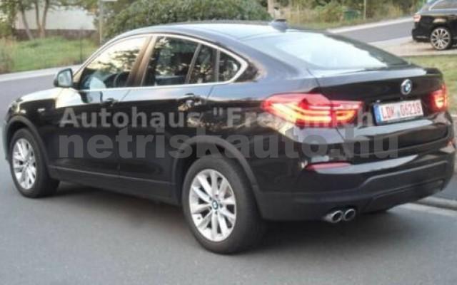 BMW X4 személygépkocsi - 2993cm3 Diesel 55767 5/7
