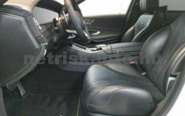 S 63 AMG személygépkocsi - 3982cm3 Benzin 106144 8/12