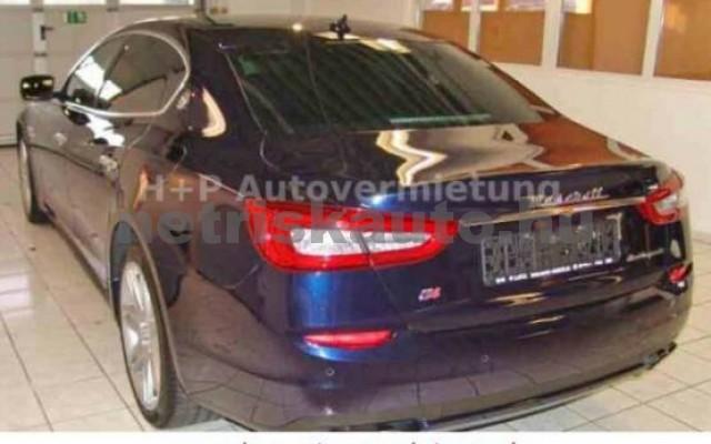 MASERATI Quattroporte személygépkocsi - 2979cm3 Benzin 43540 6/7