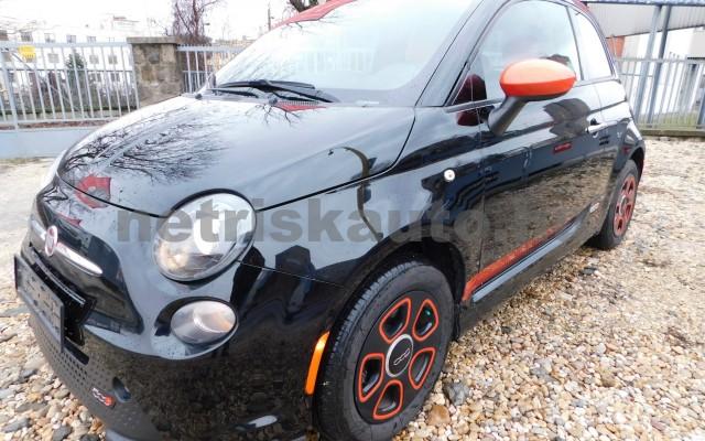 FIAT 500e 500e Aut. személygépkocsi - cm3 Kizárólag elektromos 29261 11/12