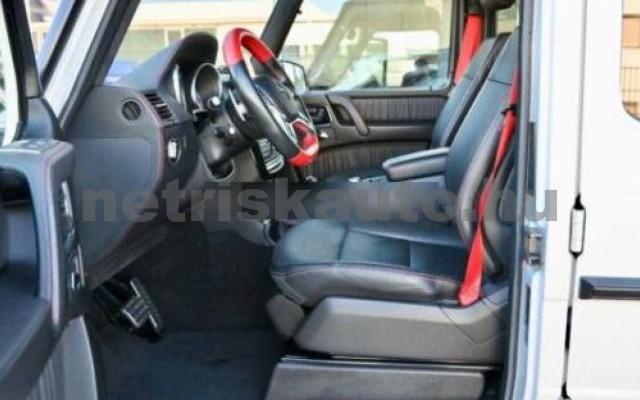 G 500 személygépkocsi - 3982cm3 Benzin 105935 7/12