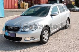 SKODA Octavia 1.4 TSI Elegance személygépkocsi - 1390cm3 Benzin 16641
