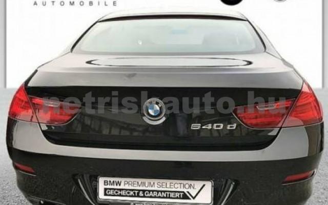 BMW 640 Gran Coupé személygépkocsi - 2993cm3 Diesel 55600 5/7