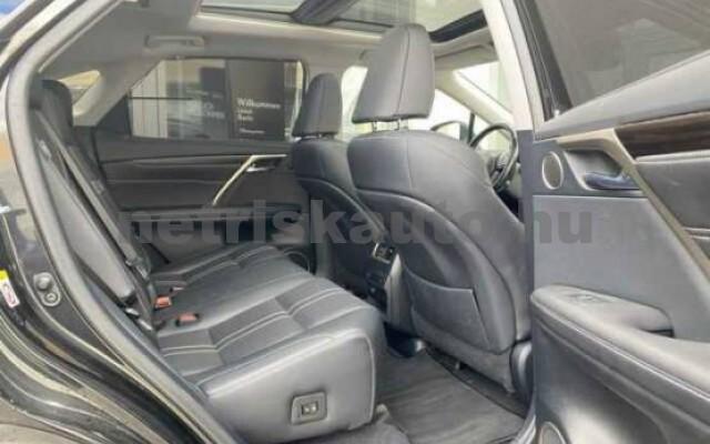 LEXUS RX 450 személygépkocsi - 3456cm3 Hybrid 43517 5/7