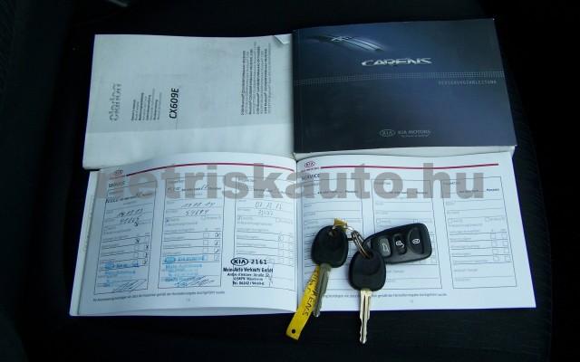 KIA Carens 2.0 EX személygépkocsi - 1998cm3 Benzin 27451 11/12