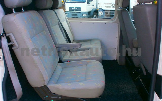 VW Transporter 1.9 TDI Mixto 'D.kab' tehergépkocsi 3,5t össztömegig - 1896cm3 Diesel 89228 8/9