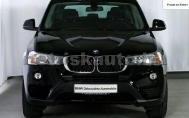 BMW X3 személygépkocsi - 1995cm3 Diesel 55751 5/7