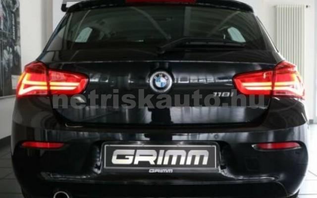 BMW 118 személygépkocsi - 1499cm3 Benzin 42587 5/7
