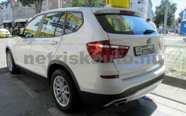 BMW X3 személygépkocsi - 2000cm3 Diesel 55723 3/7