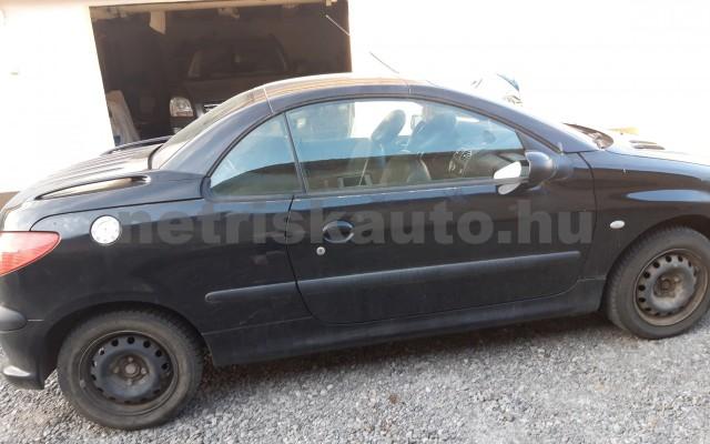 PEUGEOT 206 1.6 16V személygépkocsi - 1587cm3 Benzin 18306 3/3