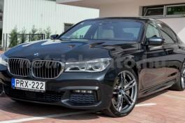 BMW 7-es sorozat 750Ld xDrive Aut. (4 sz.) személygépkocsi - 2993cm3 Diesel 74280
