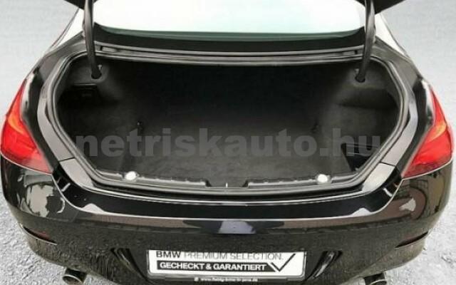 BMW 640 Gran Coupé személygépkocsi - 2993cm3 Diesel 42921 6/7