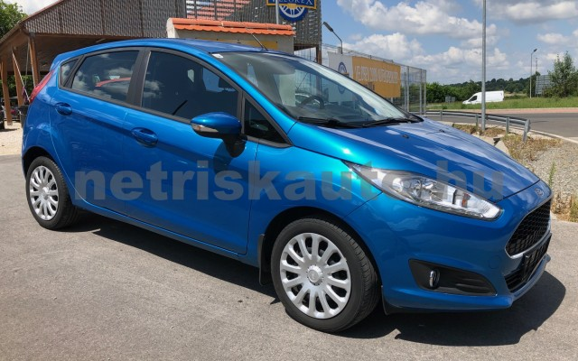 FORD Fiesta 1.25 Titanium Technology EURO6 személygépkocsi - 1242cm3 Benzin 44883 2/12