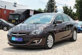 OPEL Astra 1.6 Active Aut. személygépkocsi - 1598cm3 Benzin 18630
